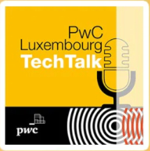PWC Luxembourg Tech Talk Logo